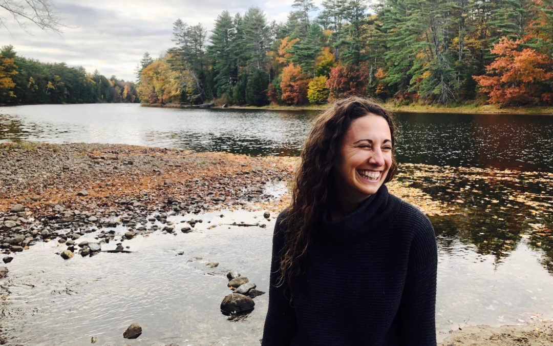 Community Donation-Based Yoga Class w/ Caroline Ginsberg