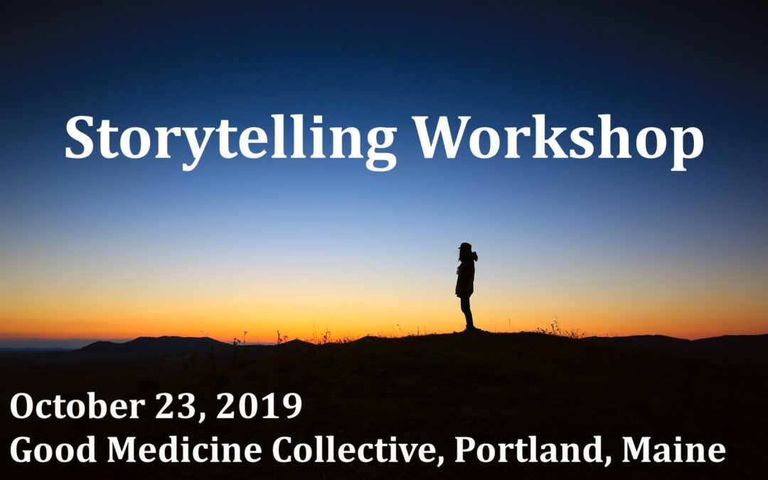 Story Telling Workshop with Leigh Tillman