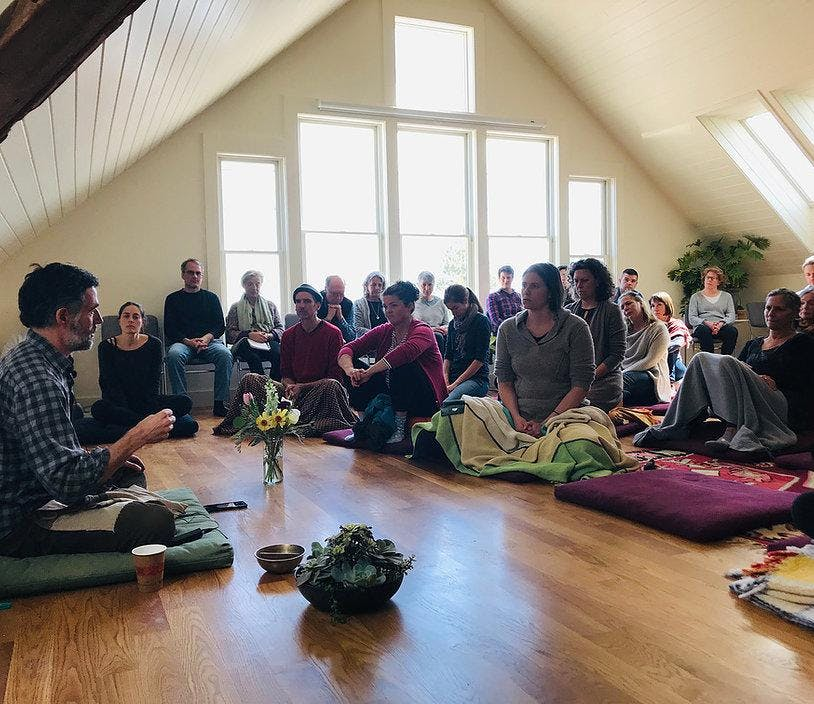 Portland Events June 2020.Open Door Meditation Community Weekly Sits Good Medicine