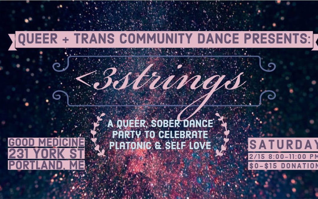 Heartstrings – a queer dance party