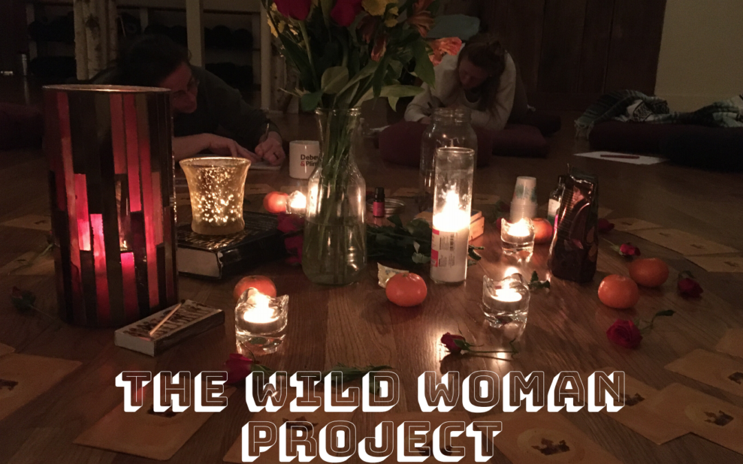 Wild Woman Project: New Moon in Pisces